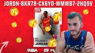 SI ME TOCA MICHAEL JORDAN RUBÍ DEL LOCKER CODE, ABRO UNA CAJA! | NBA 2K19 MyTEAM