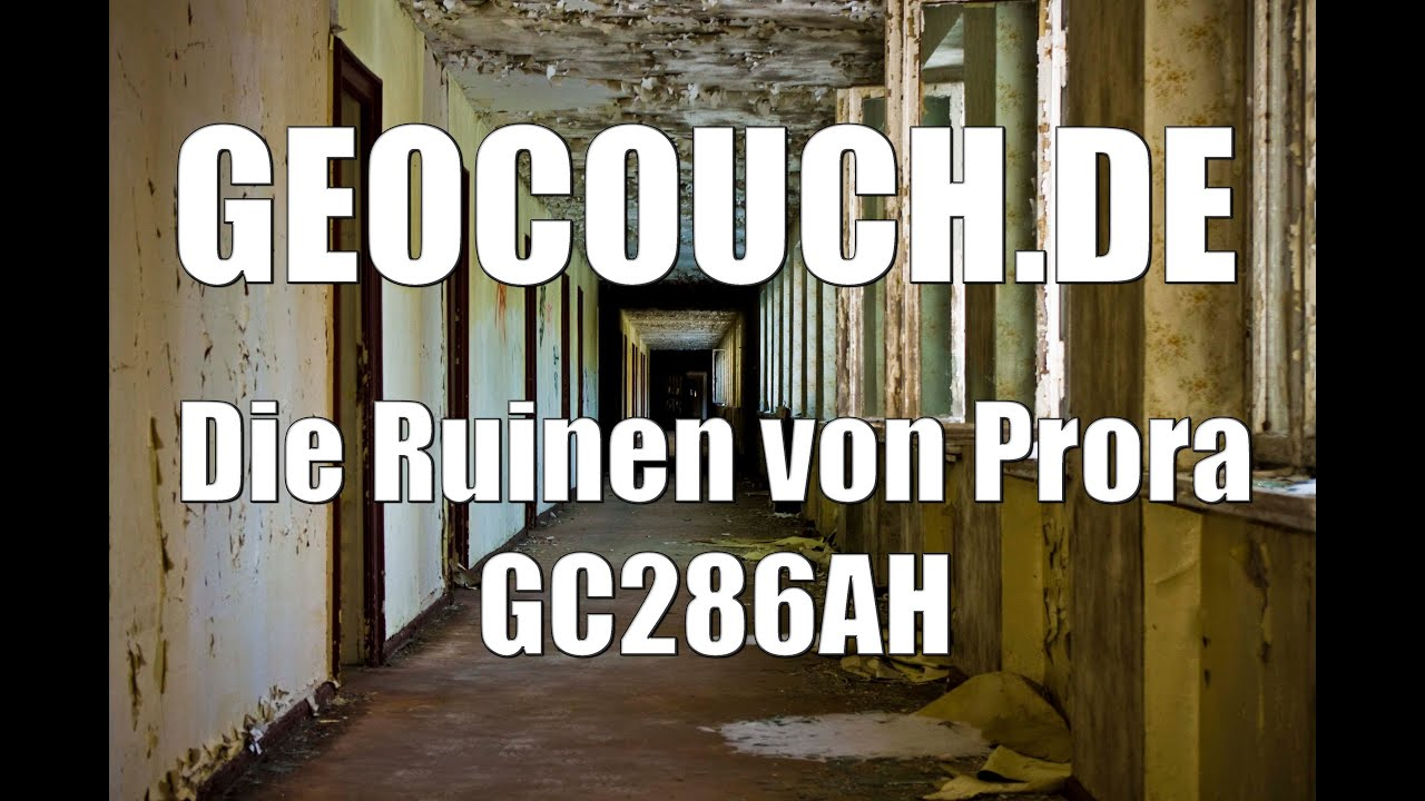 lost place die ruinen von prora geocache gc286ah youtube. Black Bedroom Furniture Sets. Home Design Ideas