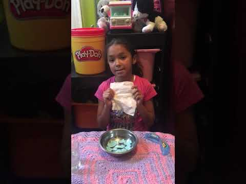 How to make slime out of Hubba Bubba gum