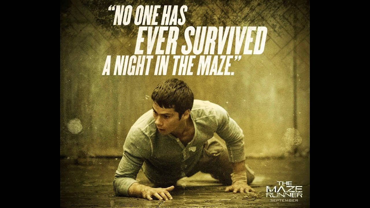 The Maze Runner Quotes Youtube