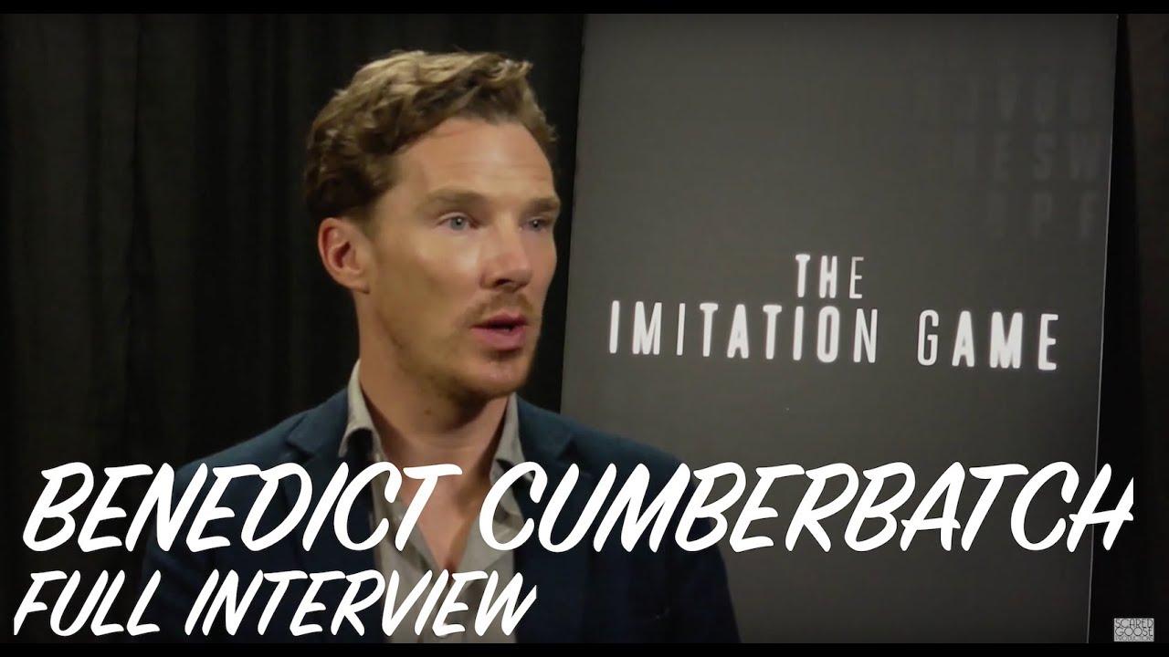 Benedict Cumberbatch Interview