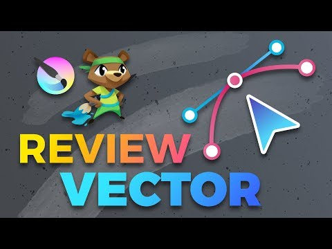 Vector Drawing In Krita 4: Review And Intro Tutorial