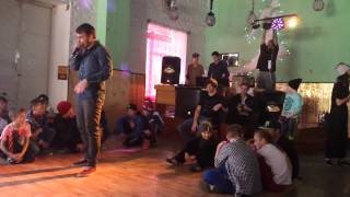2015 01 24 Джем в Курчанской Спейс джем хп і бр біт бокс