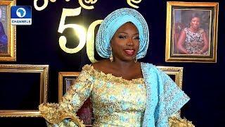 Janet Adetu Madam Etiquette Rocks On Her 50th Birthday Metrofile