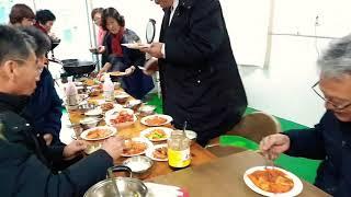 흙살림목요장터 간식타임( 건강한 토마토떡볶이)