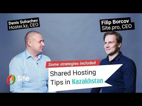 Shared Hosting Tips in Kazakhstan