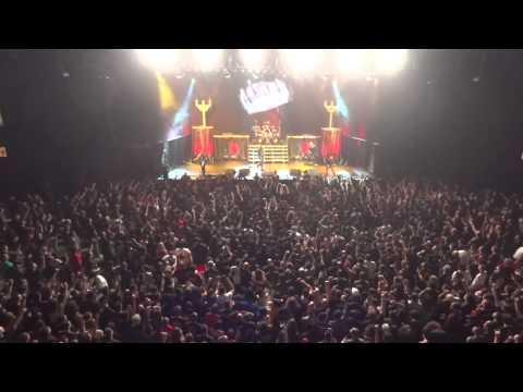 Breaking the Law - Judas Priest - Rio de Janeiro - 11-set-2011