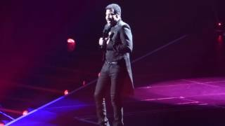 Lionel Richie -  Just To Be Close To You (Commodores song) LIVE Houston [HD] 8/4/17