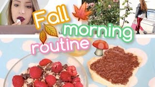 🍍 Fall morning routine 🍁🍂 ( w/ RebornHapiness)