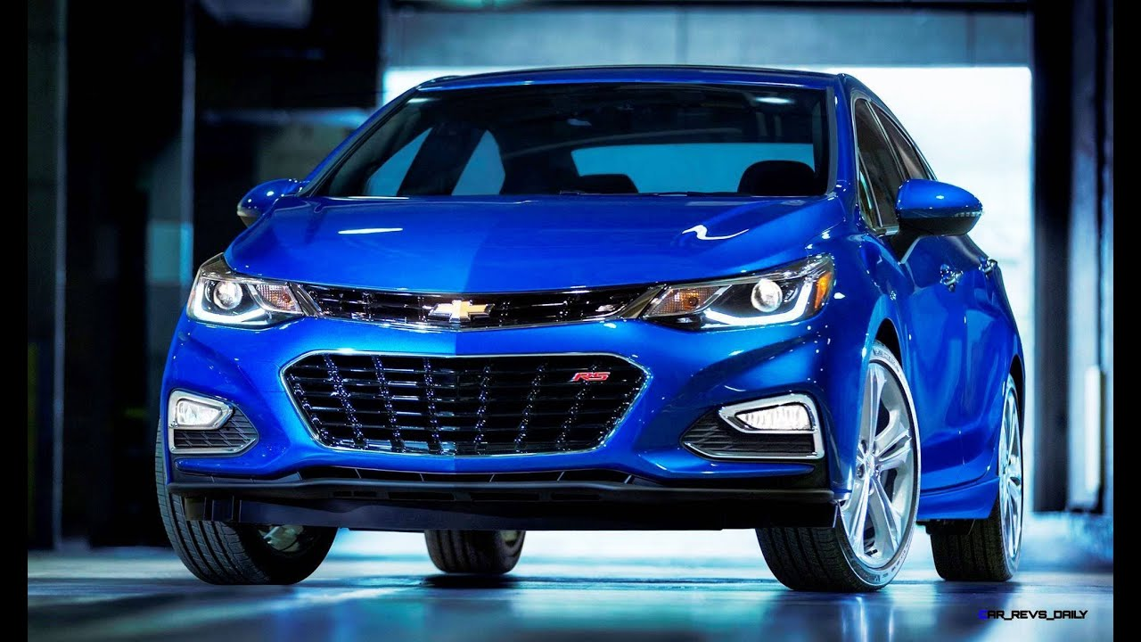 Worksheet. 2016 Chevrolet Cruze RS Compact  Exterior And Interior  YouTube