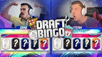 FIFA 19 : CHAMPIONS LEAGUE FUT DRAFT BINGO !! 🔥🔥🔥