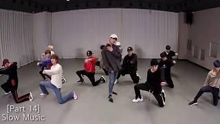 Seventeen good to me dance practice mirrored slow 100 video