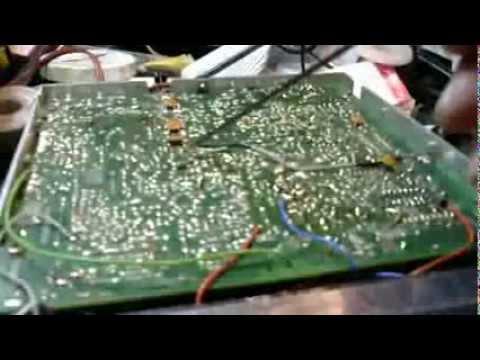 40 meter ham band conversion to cb radio Part 2