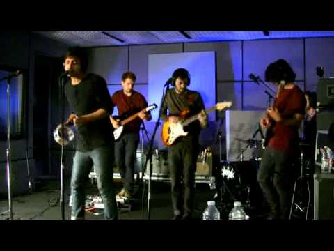 Young The Giant - Apartment (Last.fm Sessions)