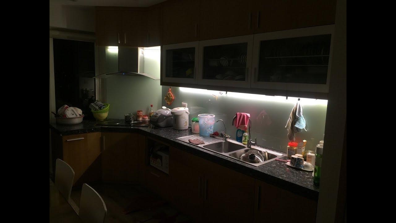 hướng dẫn – tự chế đèn cho tủ bếp cực dễ