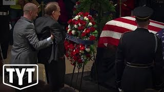 Mourn EJ Bradford Half As Hard As You Mourn George Bush Sr.