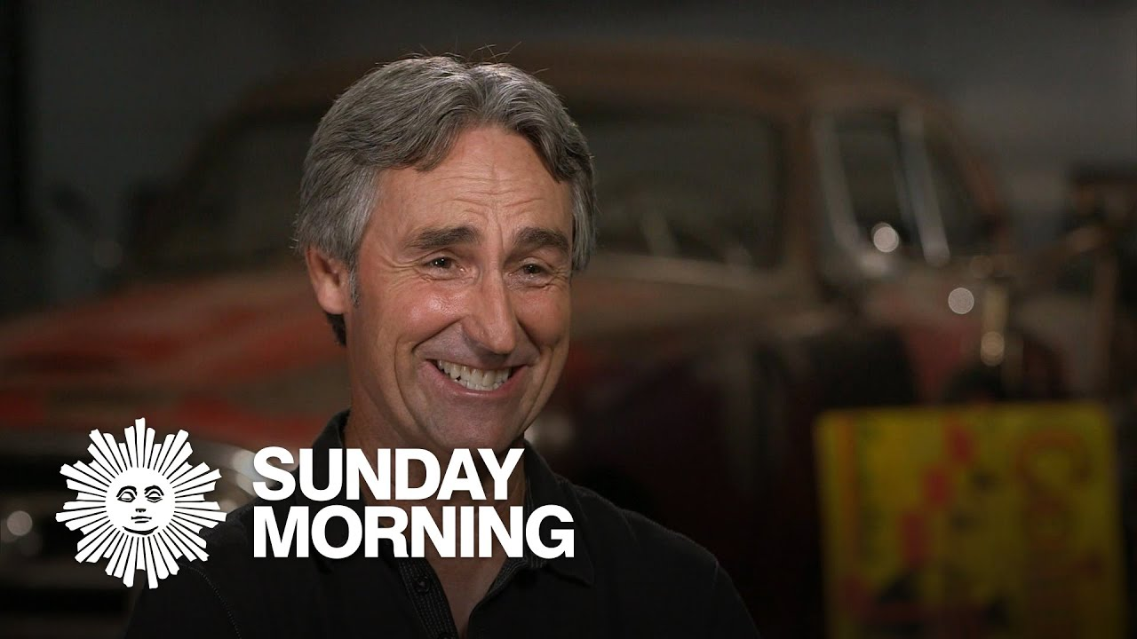 Master Picker Mike Wolfe Of American Pickers Youtube