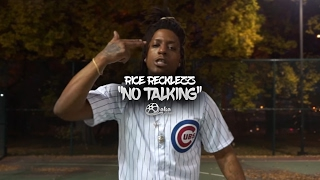 "Rico Recklezz - ""No Talking"" (Freestyle) [Soulja Boy, MBAM Flip Diss] 