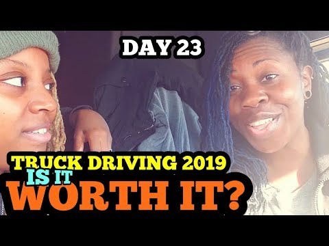 Truck Driving in 2019 is it worth it? | Why the Shortage of Truck Drivers | Prime inc