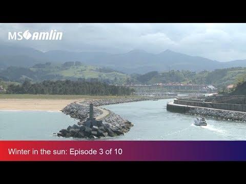 Episode 3 - Landfall in northern Spain and San Sebastian