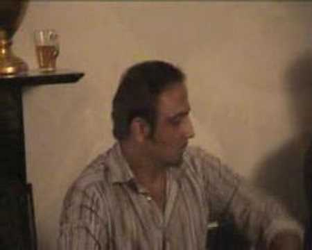Enayat Hamid with Farhad