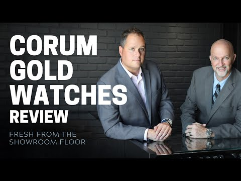Corum Gold Coin Watches - History And Different Models | SwissWatchExpo [Watch Review]