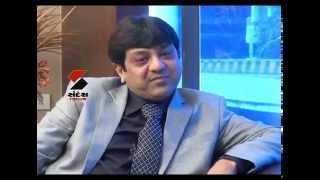 Sandesh News- The Success Story with Mr.Jayesh Desai CMD, Rajhans Group (Part 1)