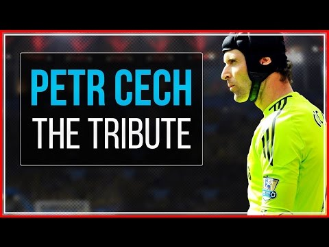 Petr Cech ● The Tribute ● Best Saves Ever
