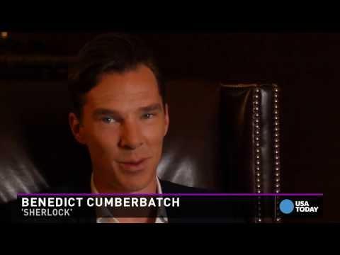 Benedict Cumberbatch talk season 3 of...