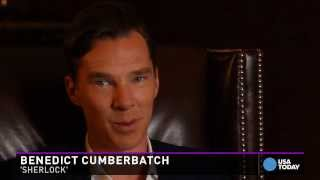 Benedict Cumberbatch talk season 3 of Sherlock - USA Today