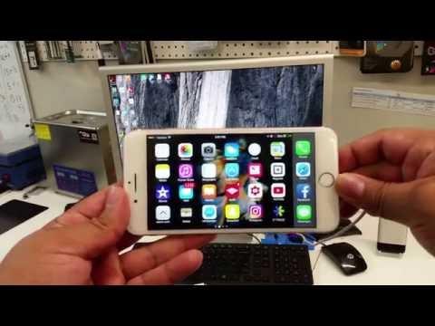 iphone 7 plus como ponerlo en DFU MODE ho borrarlo de fabrica (hard reset)