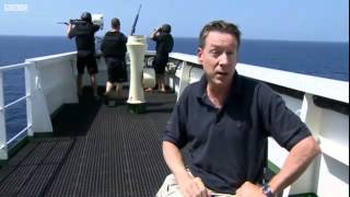 BBC News   Route of fear  Ships take up arms against Somali pirates 2