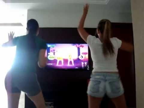 "Just Dance 3 - African Ladies ""Pata Pata"" Wii - Goiânia"