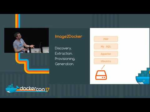 Escape From Your VMs with Image2Docker