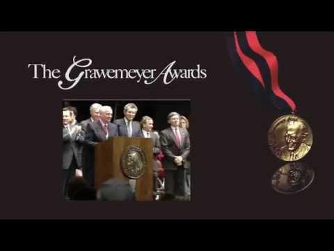 Grawemeyer Spirit Award Intro