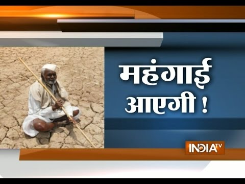IMD Forecast Weak Monsoon Ahead Which Can Cause Inflation - India TV