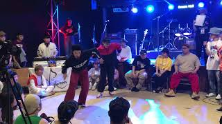 2018 Dance To The Music vol.4 / Best16 / Kimmy Lock Move / Funky Rainmaker