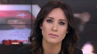 Nazlı Çelik - Şehit Haberi (Gözyaşlarına Hakim Olamadı) Star TV (NE MUTLU TÜRKÜM DİYENE!)