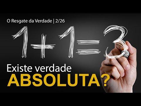 RV2 - Existe verdade absoluta?
