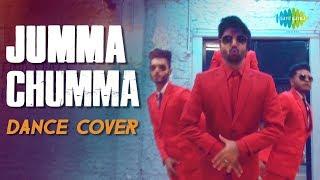 Jumma Chumma De De | Dance Cover By Shraey Khanna | Hum | Amitabh Bachchan | Sudesh Bhosle