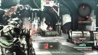 VANQUISH (PS3) GAMEPLAY