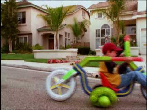South Park - Wild Wacky Action Bike