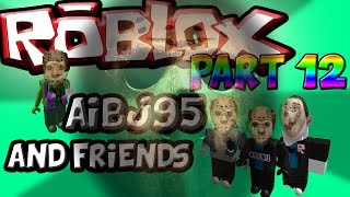[12] Roblox - (Area 51: Survive The Horrors) AIBJ95 & Friends