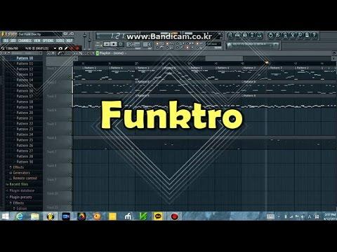 Funktro - A Funk/Electro Clash!