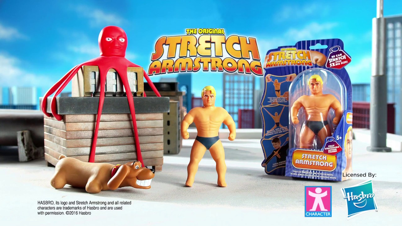 Stretch Mini Figures Youtube