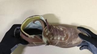 Строительные ботинки К2. Обзор моих