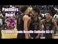 Camden 63 Roselle Catholic 51   Boys Basketball   Lance Ware 17 Points