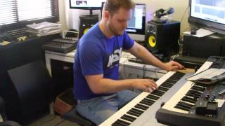 Avicii - Wake me Up 8 bit version