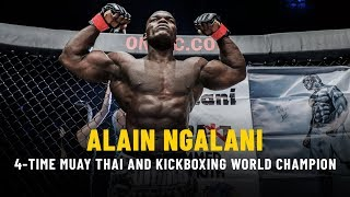 ONE Feature | Alain Ngalani's Life-Changing Lesson