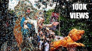 Tardeo Cha Raja 2018 Mumbai - Aagman Sohla 2018 - Ganesh Chaturthi - Non Competition Winner